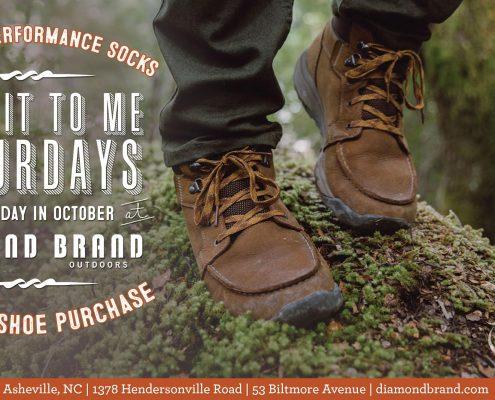 Free Hiking Socks Asheville Diamond Brand Outdoors