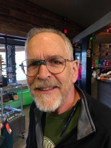 Gary Eblen Asheville Hiking Diamond Brand Outdoors