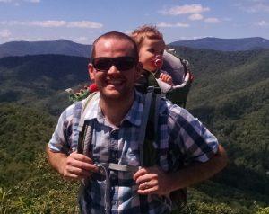 Hiking Family Asheville North Carolina Mountains