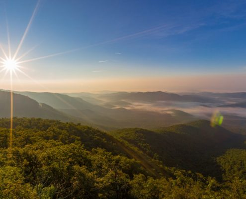 Blue Ridge Parkway Hikes
