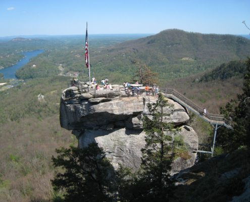 Image for Chimney Rock State Park