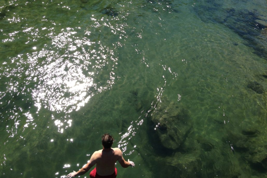 Top 5 swimming holes near asheville diamond brand outdoors for Closest fishing store