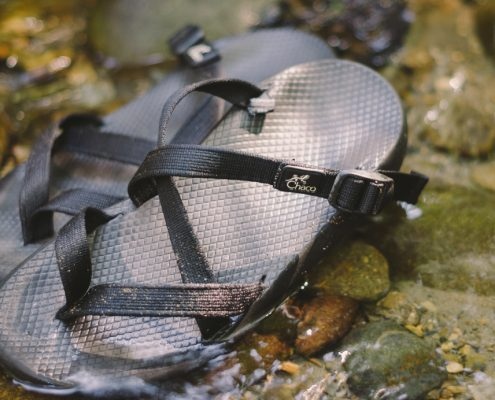 how to clean your chacos