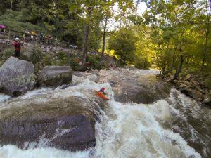 Image for Nantahala River White Water Paddling