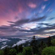 20170906-Smoky Mountains-Clingmans Dome