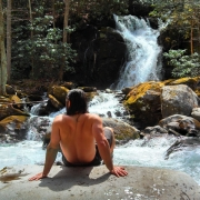 The Blue Ridge Mountains surrounding Asheville are home to a number of oasis-like hikes, perfect for summer.